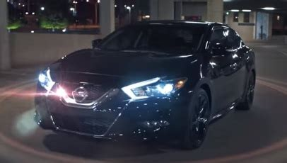 nissan midnight edition commercial nissan maxima midnight edition commercial