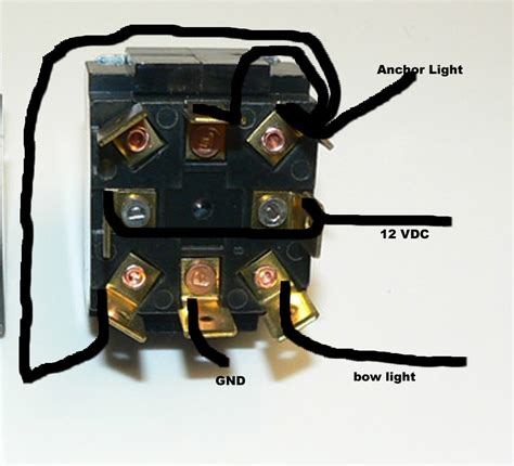 carling contura rocker switch wiring diagram carling get