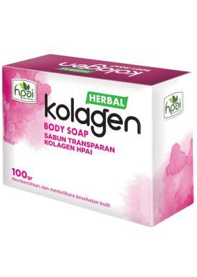 Sabun Collagen sabun kolagen hpai untuk perawatan kecantikan kulit hpai