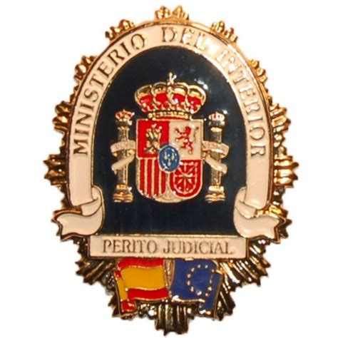 telefono ministerio interior placa metalica ministerio interior perito judicial