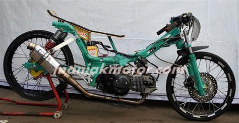 Per Klep Sonic 125 Daytona Racing modifikasi honda supra x 125 jakarta jago indoprix juara darag bike portal sepeda motor