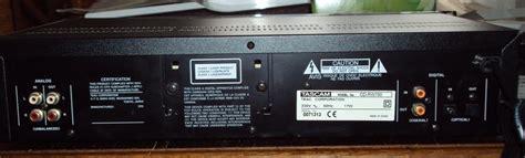 format audio cd normal tascam cd rw750 image 19428 audiofanzine