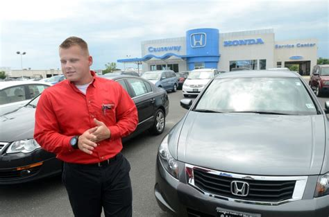Causeway Honda South Jersey Auto Dealers Cope With Honda And Toyota
