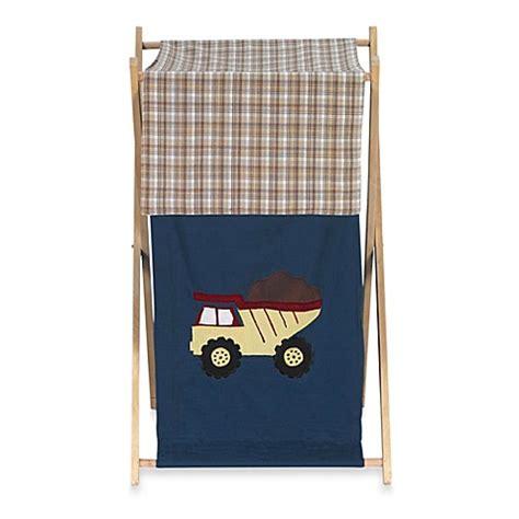 citta design laundry basket sweet jojo designs construction zone laundry her in