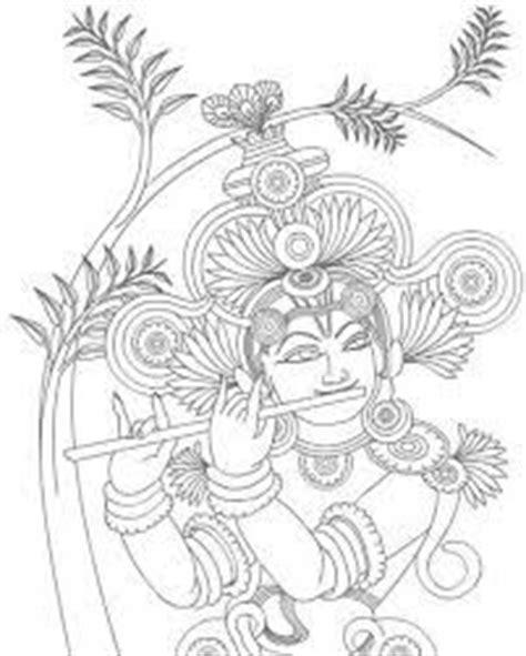 Mural Designs Outline by 373 Best Kerela Paintings Images On Mural Mural Painting And Kerala
