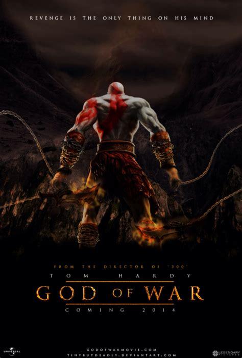 god of war real film real video game fake movie poster god of war video
