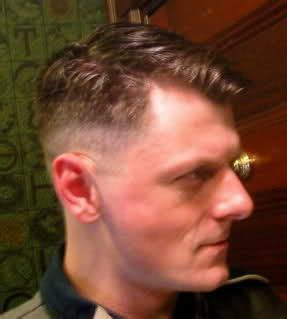 german male hairstyles ww2 haircut auf pinterest sanit 228 ter tattoo ww2
