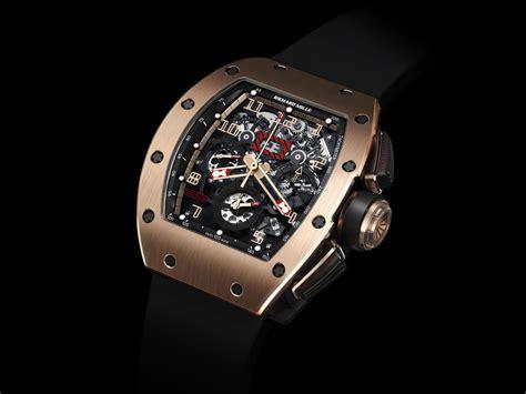 Jam Ruchard Mille 033 richard mille time clock jewelry detail luxury