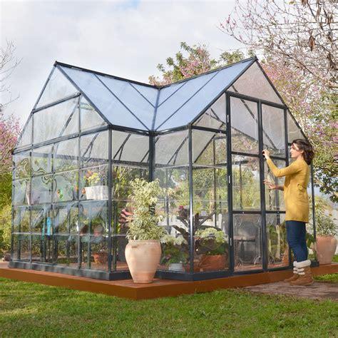 palram victory  polycarbonate greenhouse