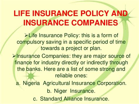 standard bank insurance policy seminar on loan and fund raising