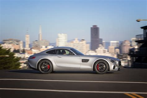 2016 Mercedes Benz AMG GT Review, Ratings, Specs, Prices
