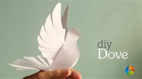 How To Make A Dove Out Of Paper - 1103 best images about paper plate crafts on