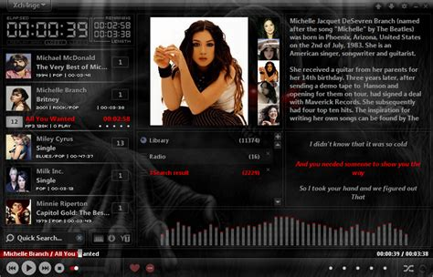 foobar2000 biography text wsh biography for xch4nge marc2003 by mire777 on