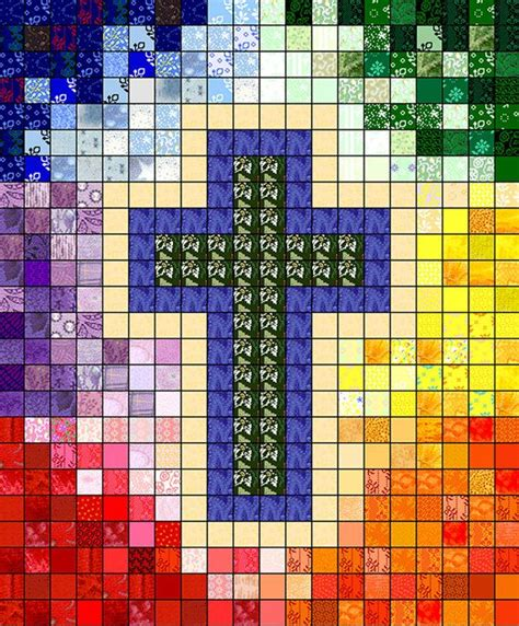 watercolor cross pattern 17 best images about sewing on pinterest quilt