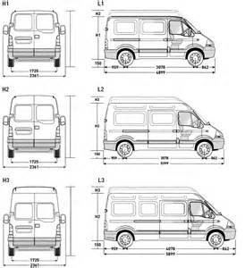 Renault Master Dimensions Www Trafic Amenage Forum Voir Le Sujet Renault
