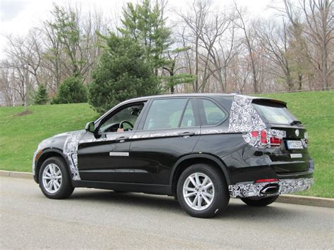 bmw x5 in hybrid prototype we drive future electric suv