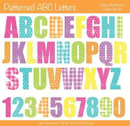 colored letters 6 best images of printable for scrapbooking alphabet