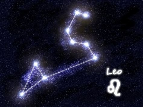 leo constellation amazing space pinterest