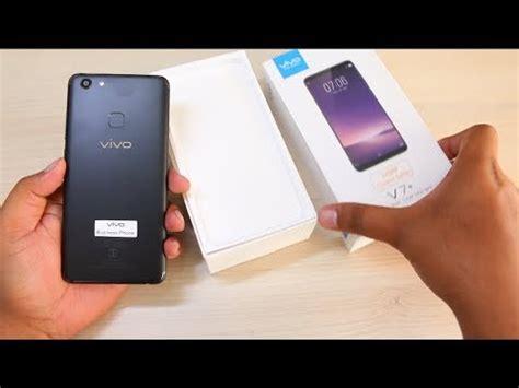 Vivo V7 Plus Smartphone vivo v7 plus unboxing on features