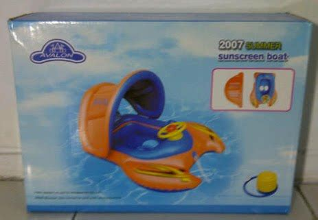baby boat float my baby world sunscreen baby boat float avalon