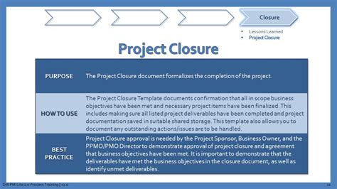 Project Project Closure Template Photo Project Closure Template Project Closure Report Template Ppt