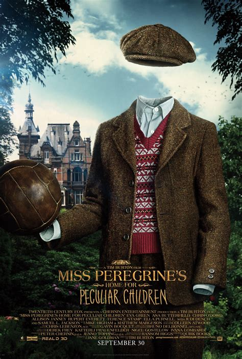Miss Peregrines Home For Peculiar Children by Where Belong 3