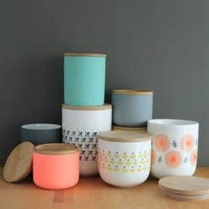 Designer Kitchen Storage Jars by Kitchen Storage Thats Oh So Pleasing Decorate My Sett