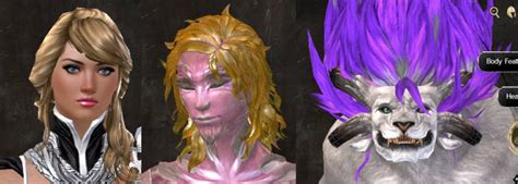 Gw2 Hairstyle Kit by Dulfy New Hairstyles Gw2 Newhairstylesformen2014