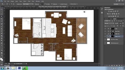 pattern language house design adobe photoshop cs6 rendering a floor plan part 3
