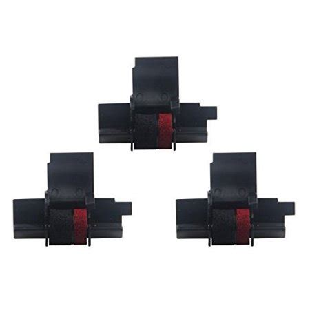 Casio Ink Roller Ir 40t 3 pack compatible seiko ir 40t black ink rollers
