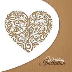 Wedding invitation card background design wedding invitation card