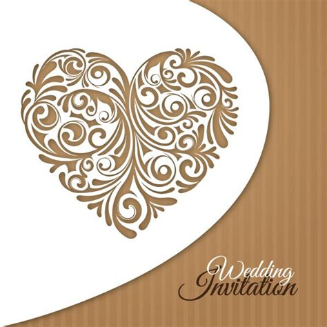 Wedding Graphic by Wedding Invitation Graphics Wedding Invitation Card Vector