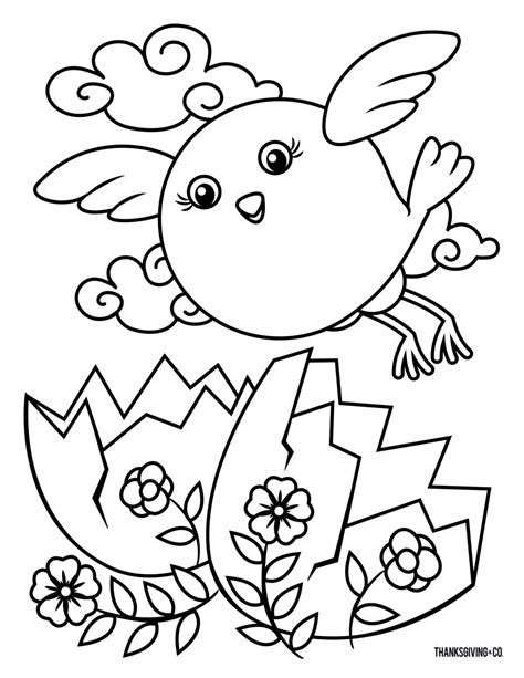 easter coloring pages free printable 8 free printable easter coloring pages your will