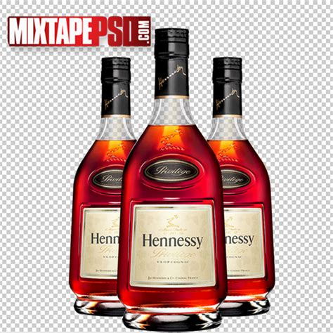 free 3 hennessy bottles template mixtapepsd