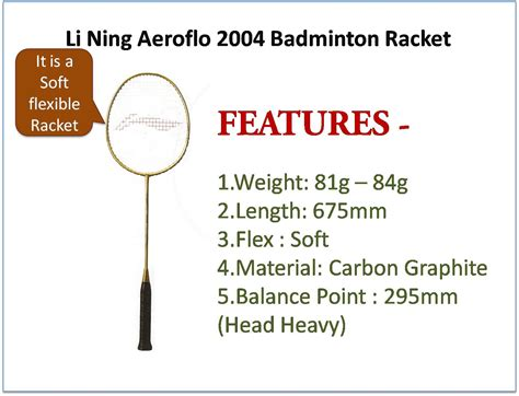 Raket Lining Aeroflo 2004 badminton khelmart org it s all about sports