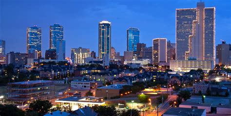 Better skyline houston or dallas fort worth the woodlands crime