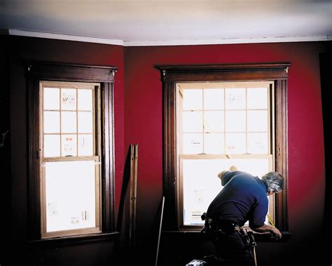 how to install windows on house how to install replacement windows this old house