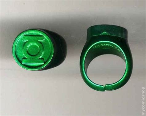green lantern power ring green lantern power rings 2009 dc all colors comic books