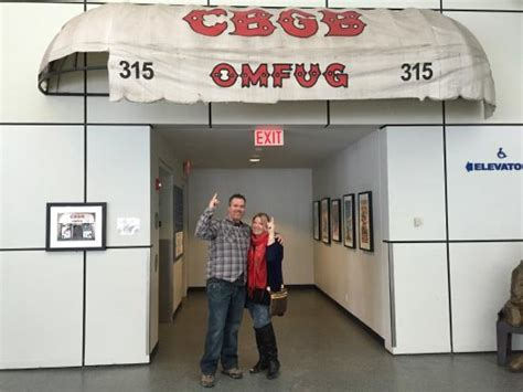 Cbgb Awning by Pink Floyd Stage Props Picture Of Rock Roll Of