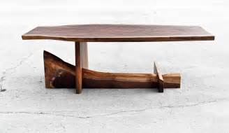 Live Edge Coffee Table Walnut Cantilever Table Live Edge Coffee By Brandmojointeriors