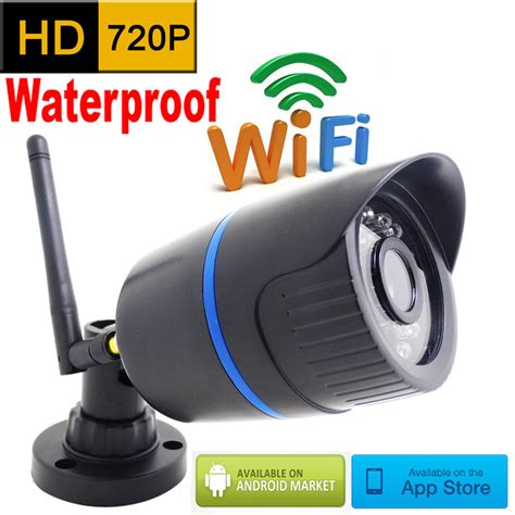 Special Wireless Cctv Ip Wifi P2p Hd 720p Memory Card Kamera wifi outdoor security reviews shopping