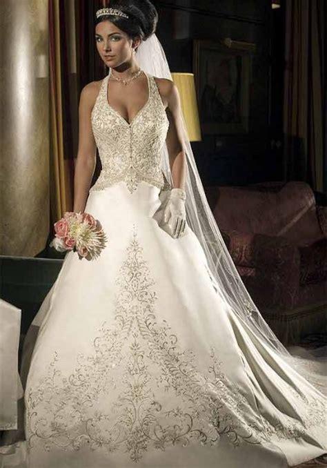 Brautkleid Hochzeitskleid by Hochzeitskleid Neckholder Hochzeit Trauung