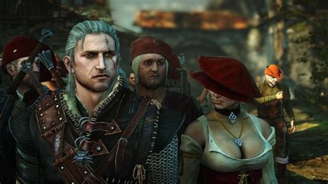 witcher 2 hairstyle changer pr 233 via de the witcher 2 assassins of kings enhanced