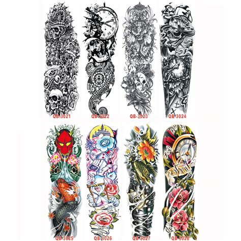 temporary tattoo paper national bookstore aliexpress com buy 5pcs waterproof temporary tattoos
