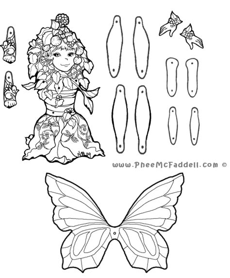 printable fairy wings template images