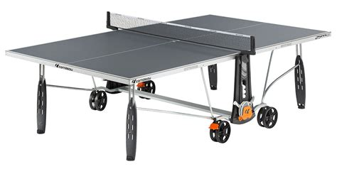 cornilleau ping pong table table ping pong cornilleau sport 250 s crossover exterieur