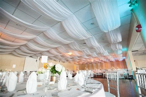 add glamour and elegance to your next event with ceiling