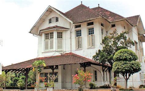 desain rumah zaman belanda desain bangunan tua jaman belanda desain rumah belanda