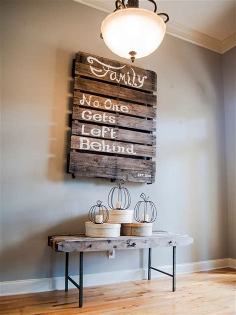 Diy Home Decor Ideas With Pallets 7 Diy Pallet Decor Ideas Diy Craft Projects
