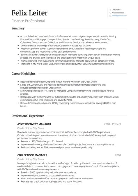personal banker resume prettify co